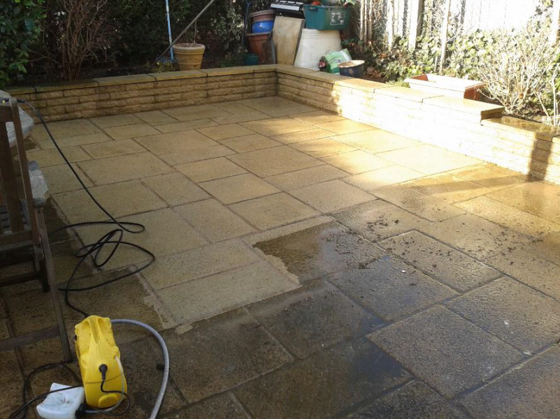 eclipse exterior cleaning driveways patios
