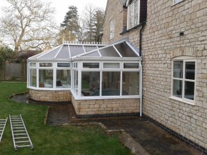 Conservatory & Carport Roof Cleaning